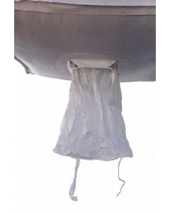 1.0 Tonne - Spout Top Spout Bottom - Bulk Bag - 90 x 90 x 100 cm
