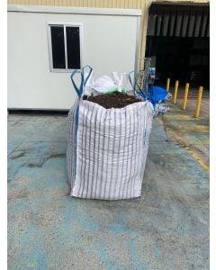 1.5 Tonne - U Panel - Open Top Closed Bottom - Ventilated Bulk Bag - 90 x 90 x 120 CM