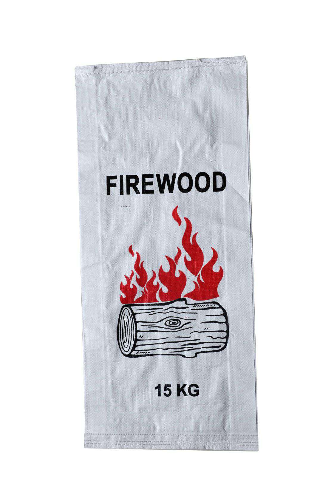 Printed Firewood Bag