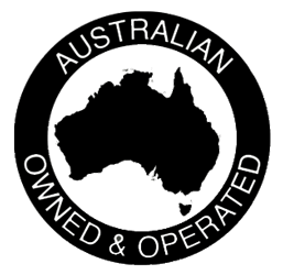 Australian Owned & Operated