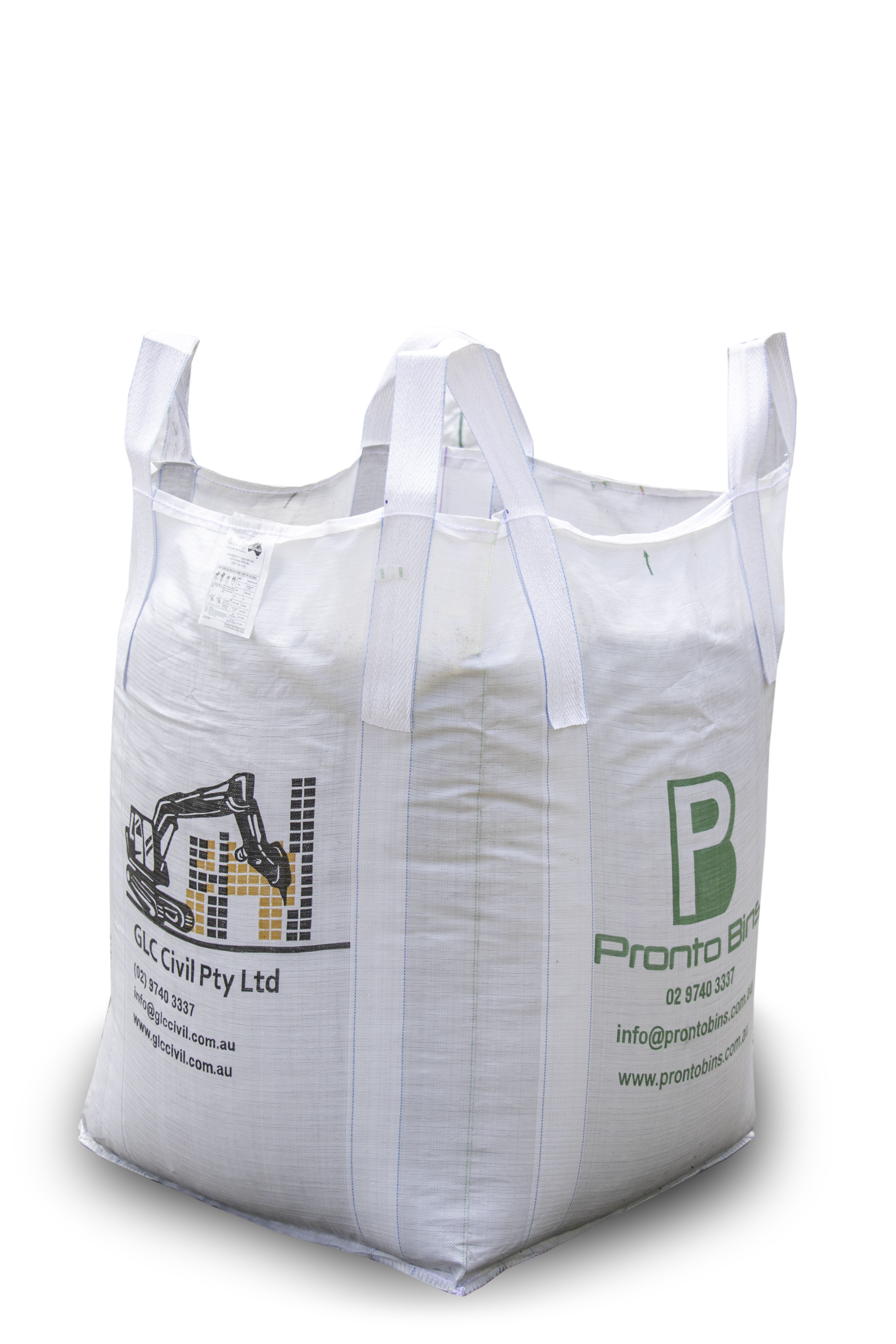Two Side Printed Bulk Bag